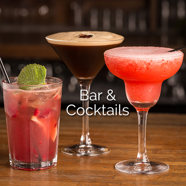Bar and Cocktails The Mulberry Tree Restaurant Bar Hotel Attleborough