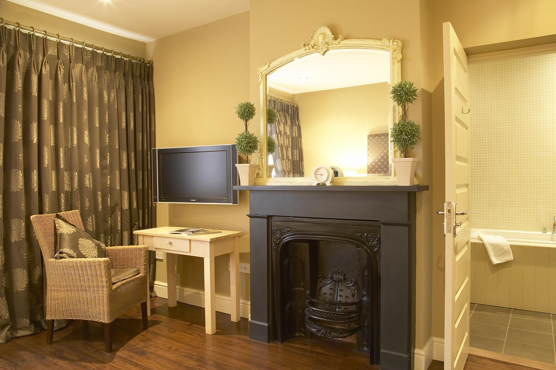 Boutique style hotel and restaurant Norfolk Suite