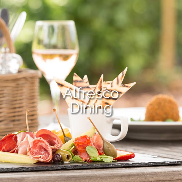 The Mulberry Tree Alfresco Dining